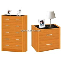 Wooden Living Room Cabinet of MDF,Particle Board