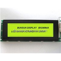 240X64  Graphics LCD module display STN