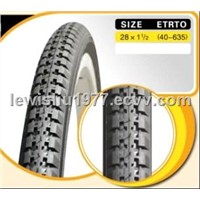 28X1*1/2 Bicycle Tyre