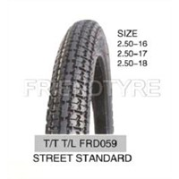 2.50-16 Motorcycle Tires