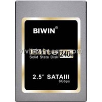 2.5 inch SATA III Solid State Drive SSD 240GB (Synchronous mode)