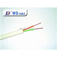 2 pairs UTP telephone wire, telephone cable