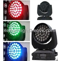 36*10w 4in1 rgbw zoom moving head light