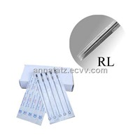 50 Pack Pre-made Sterile Tattoo Needles On Bar/individual blister pack