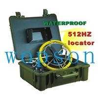 512HZ sonde locator pipe&wall inspection system