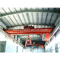 5-20ton electric grab bucket bridge crane