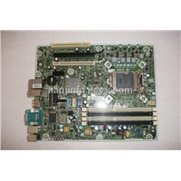 8100 Elite Intel Q57 LGA 1156 DDR3 Motherboard/Mainboard/systermboard 531991-001 505802-001 For HP