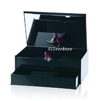 Acrylic Jewellery Storage Box