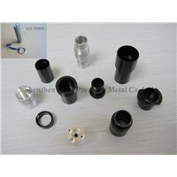 Aluminium Parts of LED  and computers and Security Systems