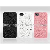 Anaglyph Rose Design for iPhone, iPhone Accessories