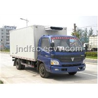 Aumark Euro 4 Reefer Truck