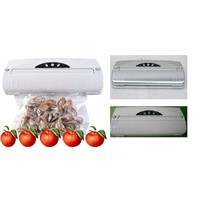 Automatic vacuum bag sealer
