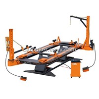 Deluxe car body repair frame machine