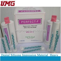 Dental Silicone Impression Material Heavy/dental material