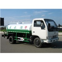 Dongfeng 4*2 Funcation Pesticide Spraying Vehicle