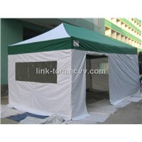 Easy up foling canopy tent