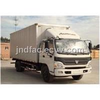 Euro4 5ton Reefer Truck