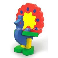 Eva puzzles, foam puzzles, Eva foam toys   306