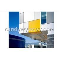 Exterior Wall PVDF Aluminum Composite Panel