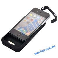 External Battery Case for iPhone 4S
