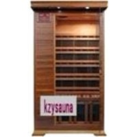 Far Infrared Sauna Room in Red Cedar (KZY-A100)