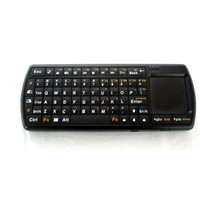 Fashion exquisite hand-held mini Bluetooth keyboard with touch screen and USB joint