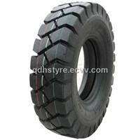 Forklift bias tyre pneumatic forklift tires 5.00-8  18*7-8
