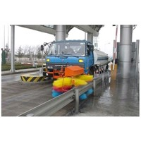 Freeway Guardrail Cleaning Truck YHQX-2.5B