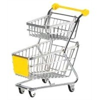HBE-MN-3 New Style Supermarket Shopping Trolley