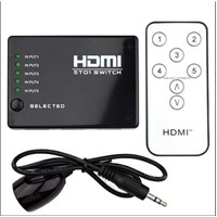 HDMI AUTO switch  5 port input 1 output