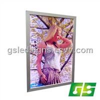 A0, A1, A2, A3 Single Side LED Snap Frame