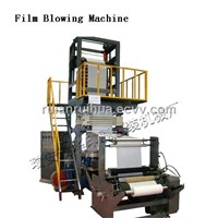 High and Low-density Blowing Film Machine