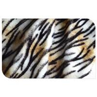 Lastest printed fur