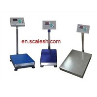 Logistics industry-specific electronic bench scales,platform scale