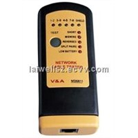 MS6811 Network Cable Tester/BNC Cable Tester