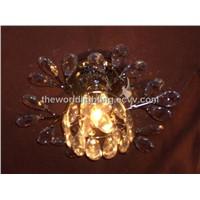 PLMD015-A/B. Classical Modern Crystal Pendant Lamp