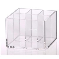 Acrylic Skin Care and Cosmetic and Makeup Tools Organizer
