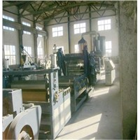 PVC plastic sheet extrusion machine