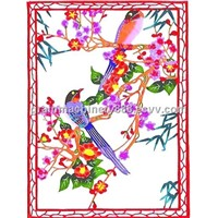Paper Crafts/Paper Cutting Art (Hot Sale)