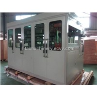 Plastic Square Containers Forming Machine
