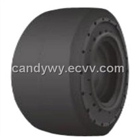 Pneumatic Solid Tire (S-307)