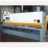 QC11Y Hydraulic Shearing Machine / Cutting Machine