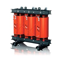 Sc (B) 10 Series Resin Insulation Dry-Type Power Transformer-Electrical Transformer