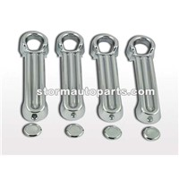 SIZZLE Chrome car door handle cover from  stormautoparts.com