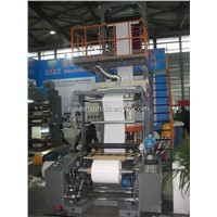 High Speed Polyethylene Film Blowing Machine Set (SJ-B55)