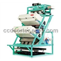 S.Precision CCD Color Sorter for Black Tea, Green Tea, Tobacco leaves