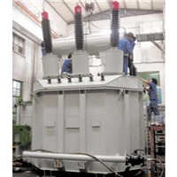 Silicon Carbide, Graphite Furnace Rectifier Transformer