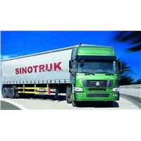 Sinotruk Howo 4*2 Tractor Truck