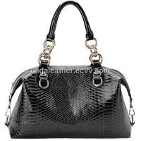Snakeskin Leather Handbags