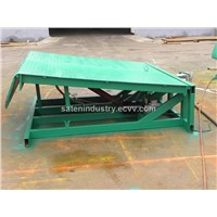 Stationary Hydraulic Dock Ramp